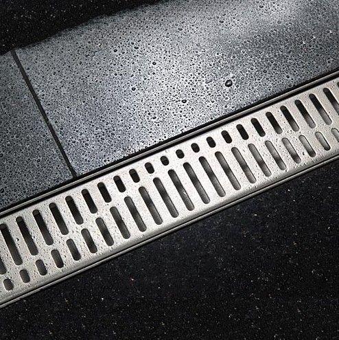 ACO- Quartz Wave Grate-37342- Shower Channel