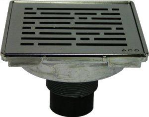 ACO- Quartz Mix ShowerPoint Grate-37222