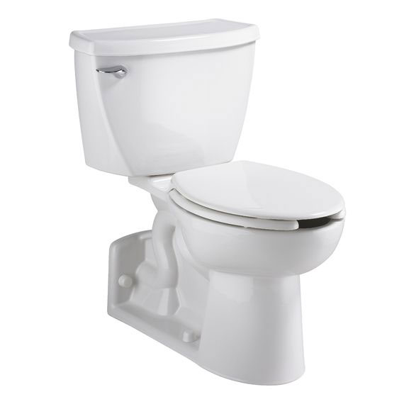 America Standard Toilet: Yorkville Elongated Pressure Assisted Toilet