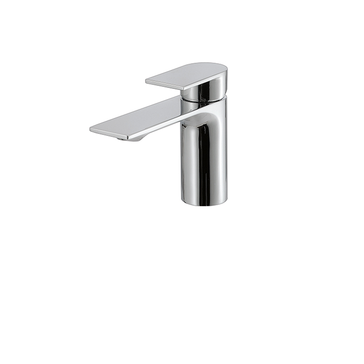 Aquabrass- single-hole lavatory faucet - 92014