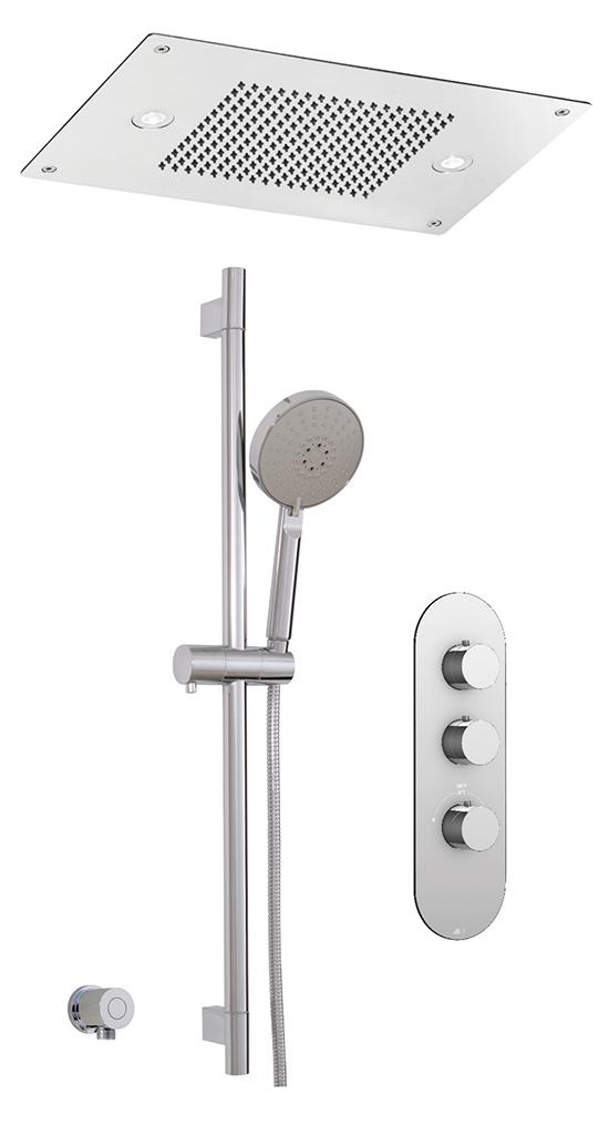 Aquabrass UNIPLEX Shower Kit Bathroom Shower Kit