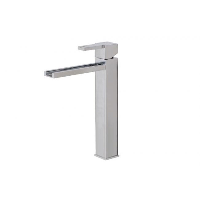 Aquabrass Tall Single Hole Lavatory Faucet Streem 77320