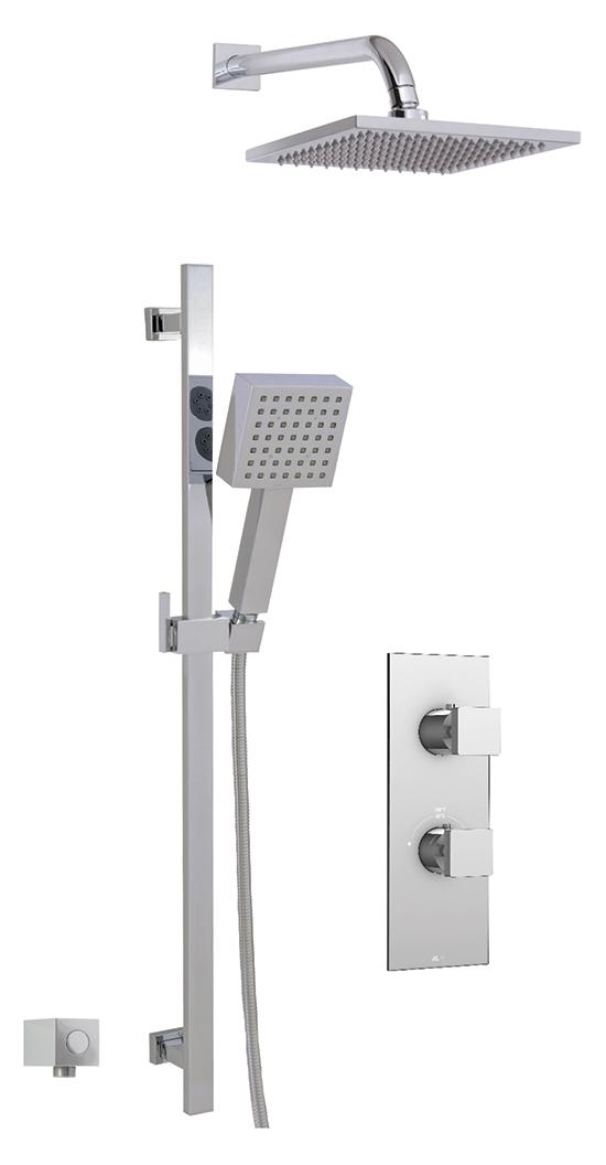 Aquabrass UNIPLEX  Shower Kit- U-22-003