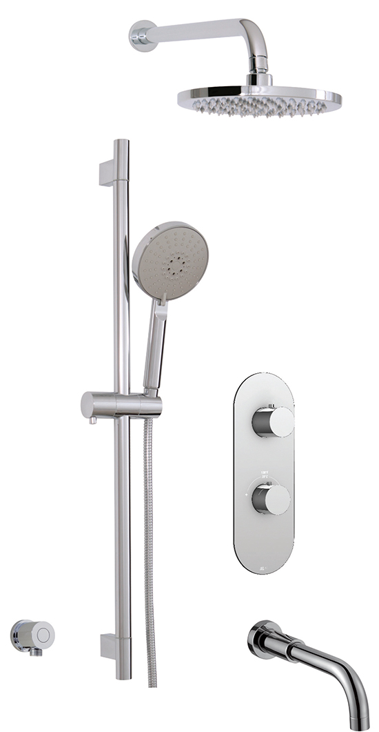 Aquabrass UNIPLEX Shower Kit Bathroom Shower Kit