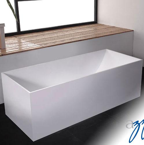 "Azzura ( Mirolin ) -bathtub-Ariel 67"""