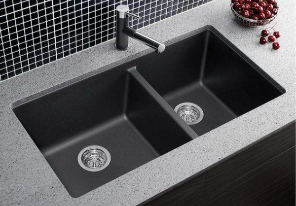 Blanco Kitchen Sink  Precis U 1 3/4 400583