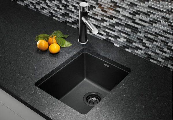 Blanco Kitchen Sink  Precis U 3/4  400827