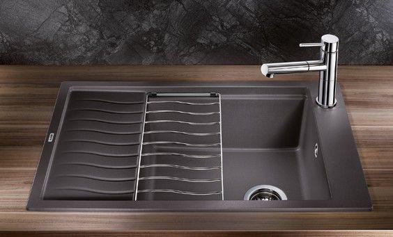 Blanco Kitchen Sink Precis W Drainboard 401613 Bliss