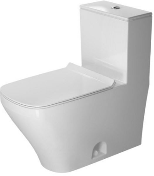 Duravit DuraStyle One Piece Toilet #215701 00 05