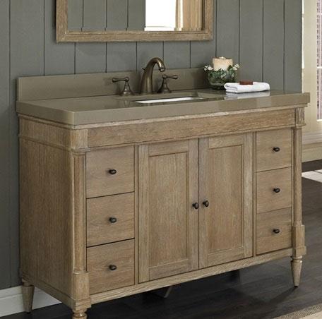 Fairmont Designs Rustic Chick 48 Vanity Bliss Bath Kitchen