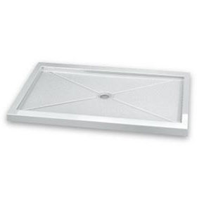 Fleurco Shower Base Rectangular Acrylic Shower Base