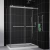 Fleurco Shower Door Gemini 2 Sides ByPass Plus Including Return Panel