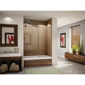 Fleurco Shower Door Kinetik-In-line tub (KT)