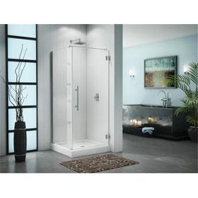 Fleurco Shower Door Platinum Cube w/ Wall Mount Hinges