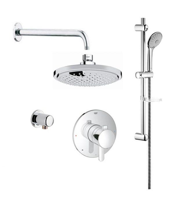 Grohe Cosmopolitan PBV Dual Function Shower Kit 117166