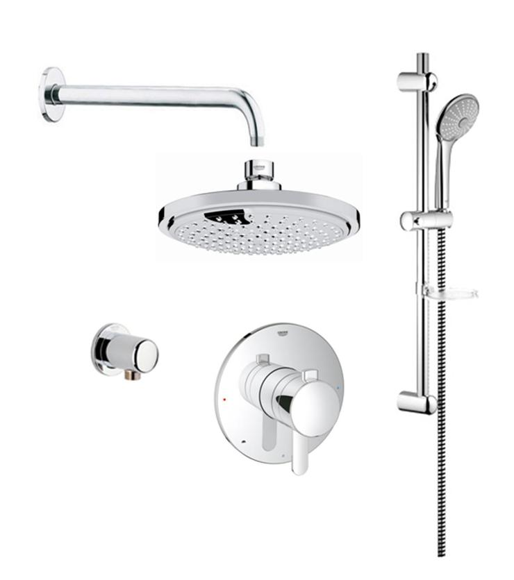 Grohe Cosmopolitan PBV Dual Function Shower Kit 117166