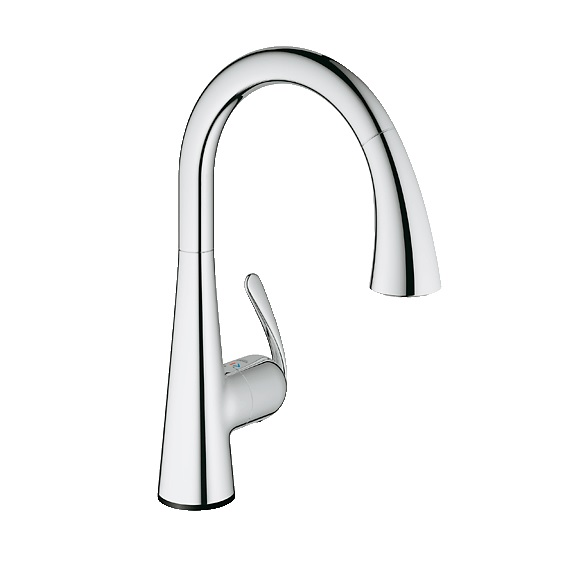 Grohe Kitchen Faucet – Ladylux Cafe Touch 30205000 Or 30205Dc0