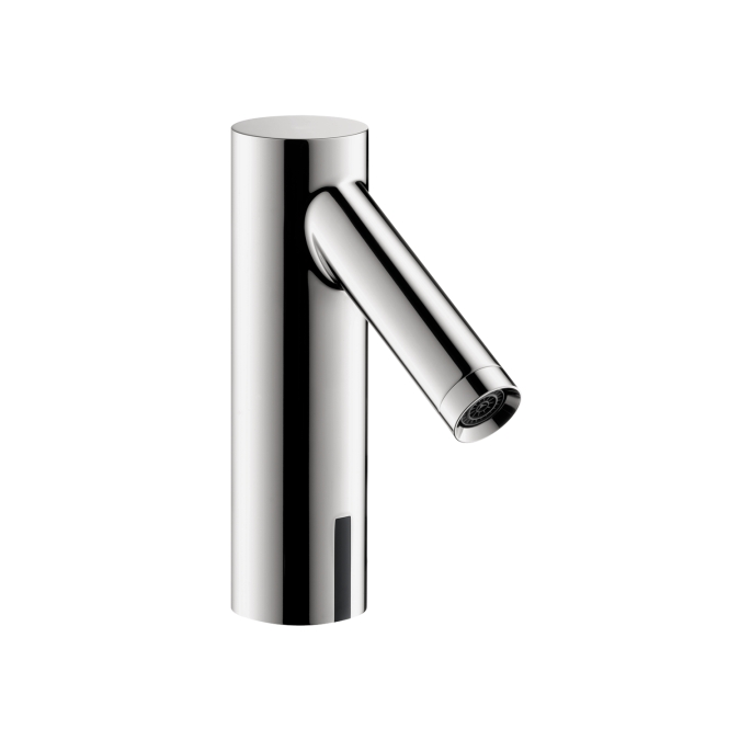 electronic kitchen faucets hansgrohe axor starck electronic faucet with preset 11560