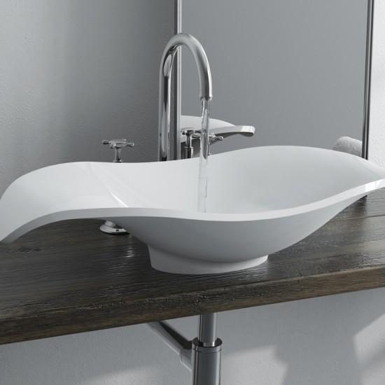 Kitchen Faucets Canada Shipping Cambria Quartz: ICO Canada- CALMA CORELLI VESSEL SINK