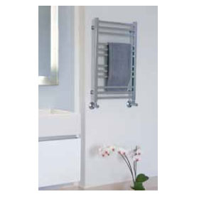 ICO Canada Towel Warmer - AVENTO in Brushed Nickel