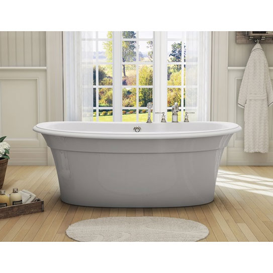 Incroyable Maax Bath Tub Ella Sleek 6636