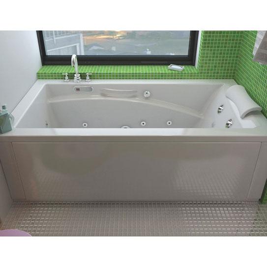 Maax Bath Tub Optik 6032 End Drain Bathtub