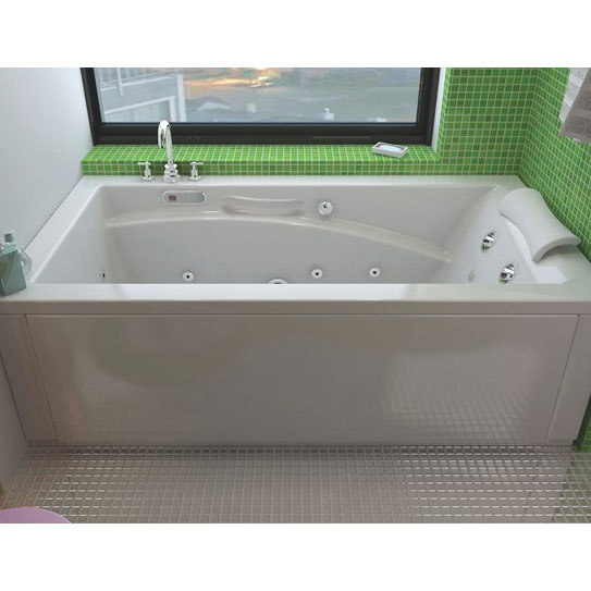 Maax Bath Tub Optik 6636 End Drain