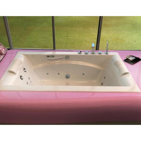 Maax Bath Tub Optik 7236 Center Drain