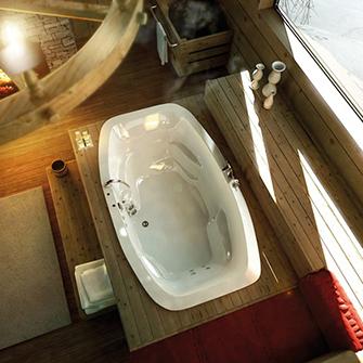 Maax Bath Tub Rhapsody 7344