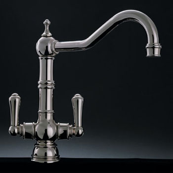 Perrin And Rowe Kitchen Faucet Picardie Sink Mixer