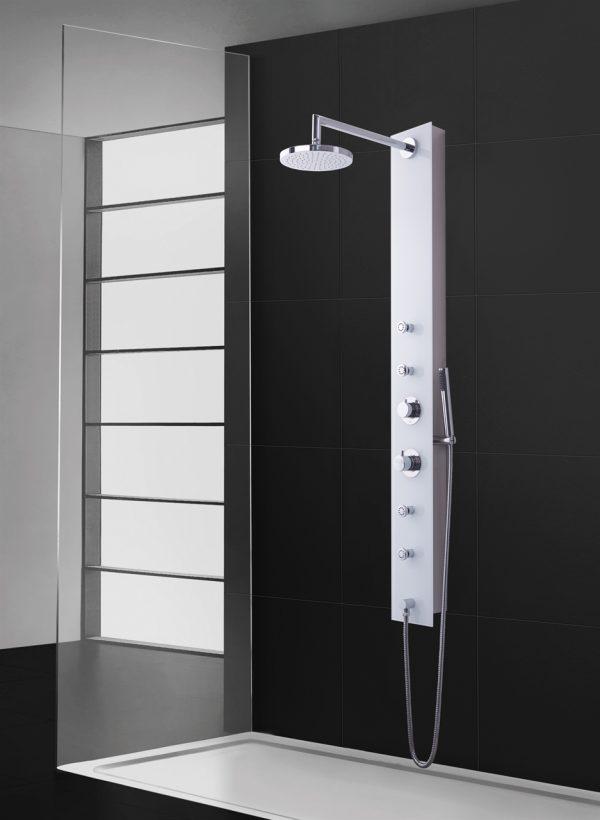 Pierdeco Design Shower Column - PD-877- AquaMassage