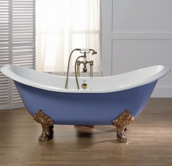 Recor Freestanding Bathtub -Antique