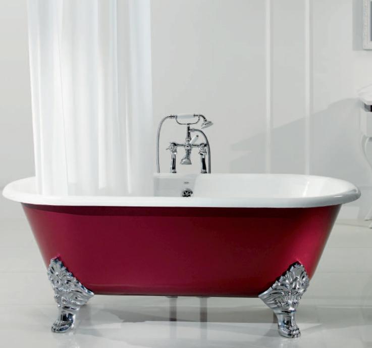 Recor Freestanding Bathtub -Carlton