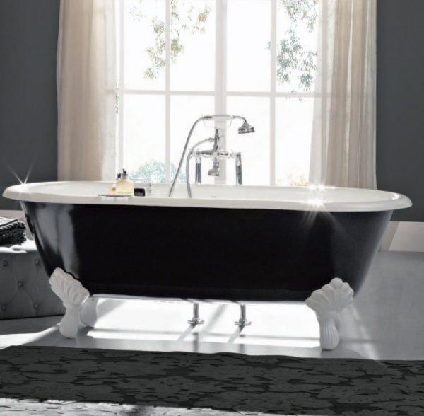 Recor Freestanding Bathtub -Dual