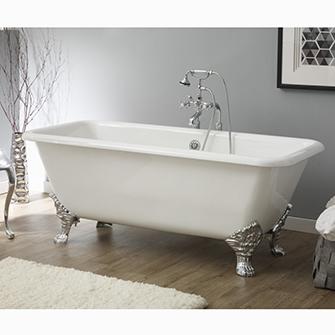 Recor Freestanding Bathtub -Spencer