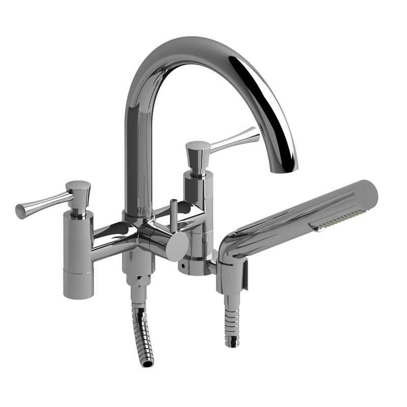 Kitchen Faucets Canada Shipping Cambria Quartz: Riobel Single Hole Kitchen Faucet Including Edge ED101