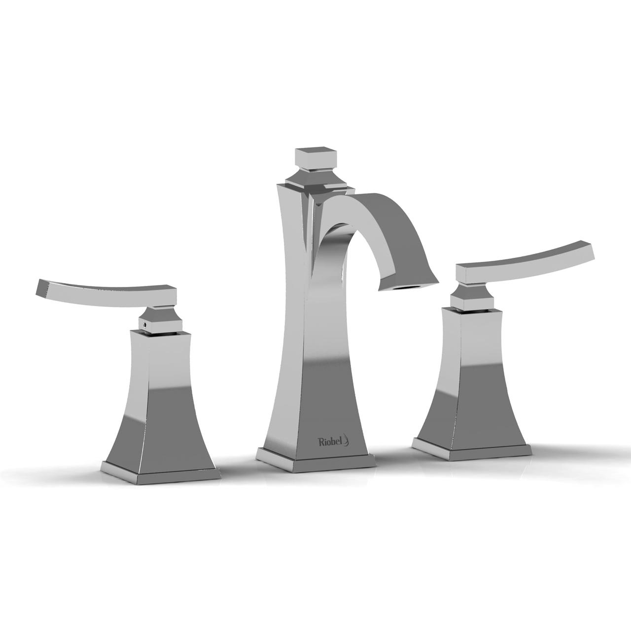Riobel Single hole lavatory bathroom faucets Eiffel EF08L