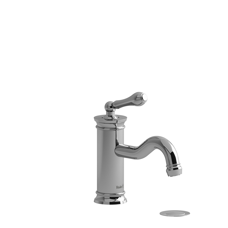 Riobel Antico AS01 Single Hole Lavatory Faucet | Bliss Bath And Kitchen