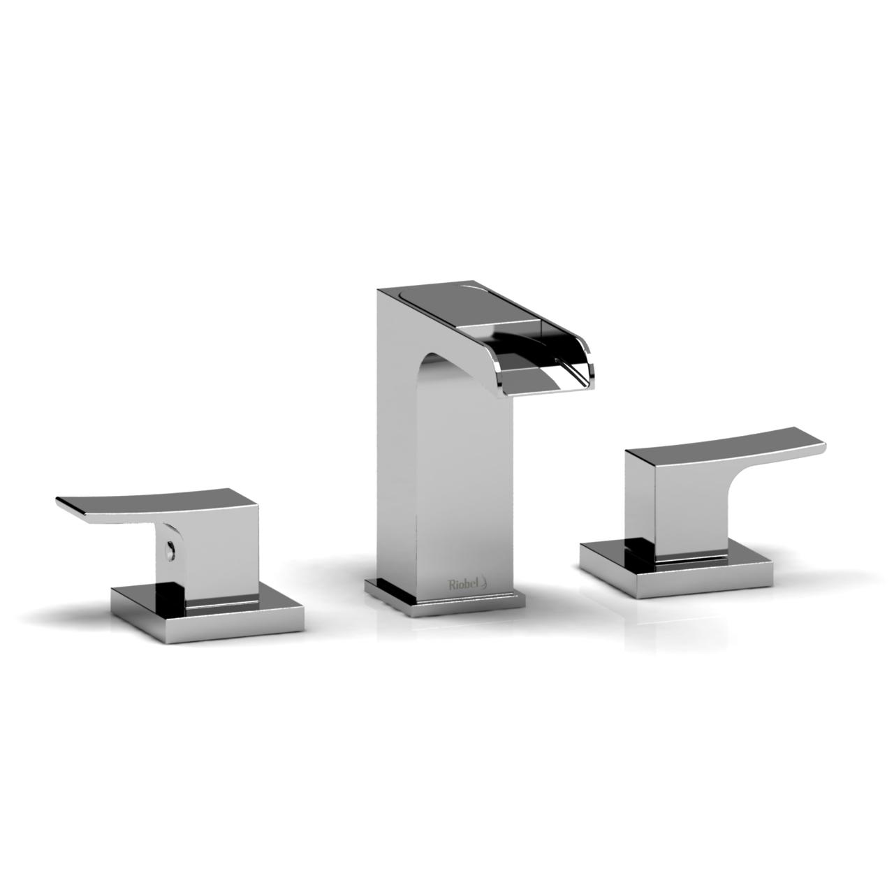 Riobel Zendo 8 Quot Lavatory Open Spout Faucet Zoop08 Bliss