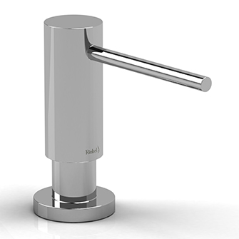 Assessories For Kitchen Faucets Including Soap Dispenser
