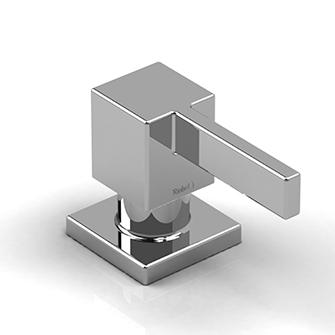 Riobel-Square Soap Dispenser -Modern - SD4