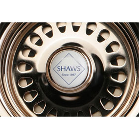 Rohl Shaws Basket Strainer Bliss Bath And Kitchen