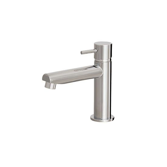 Small single-hole lavatory faucet - 61044