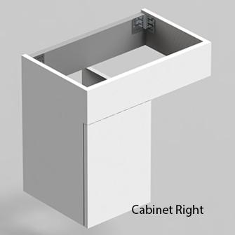 Sonia Puzzle Cabinet/door-side Vanity