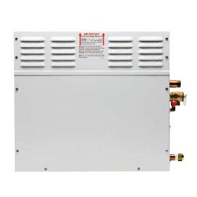 Steamist ,TSG Total Sense ™ Steam Generators - TSG 7
