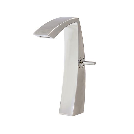 Tall single-hole lavatory faucet - 61620