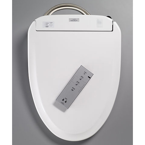 TOTO Washlet S300e Toilet Seat - Elongated with e-water+  (SW574)
