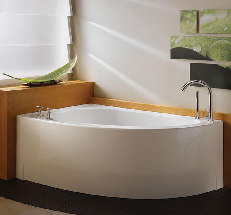 Neptune Wind - 3660 Corner Bathtub