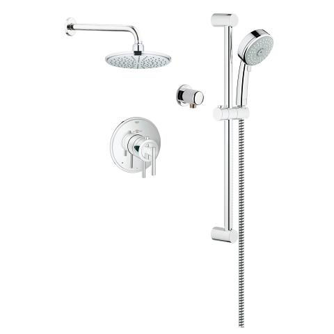 Grohe 117161 Timeless THM Dual Function Shower Kit