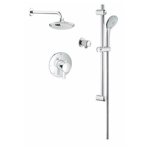 117166 - Rainshower Cosmopolitan Cosmopolitan PBV Dual Function Shower Kit
